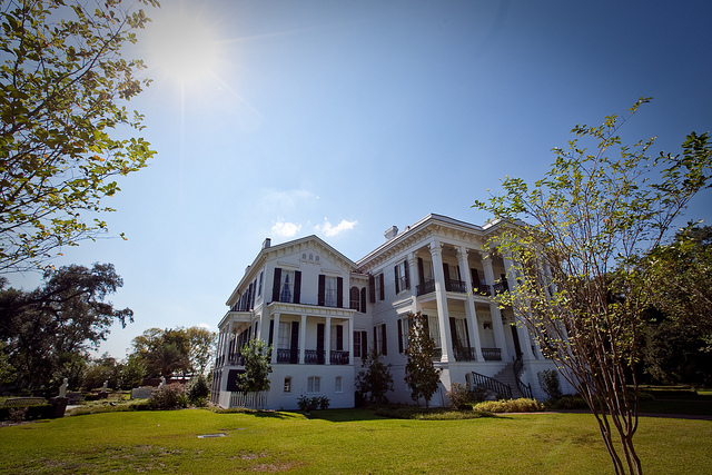 """Nottoway Plantation"" by Ed Schipul"